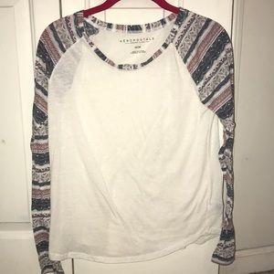 Aeropostale long sleeve shirt.